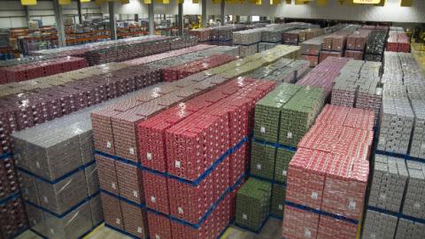 coca cola warehousing and storage Warehouse simulation: quick and effective siemens, ericsson, bosc h, dell, thyssenkrupp, abinbev, coca-cola, danone, nestle, stihl storage of the new dc area.