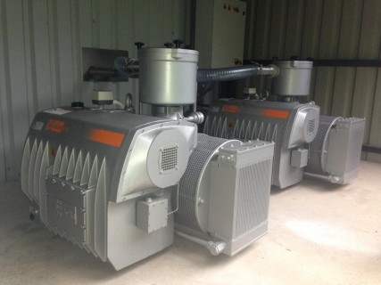 Cheese Plant S Efficient Packaging Pumps
