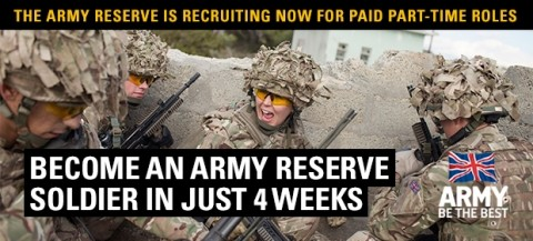 Image result for uk army reserves